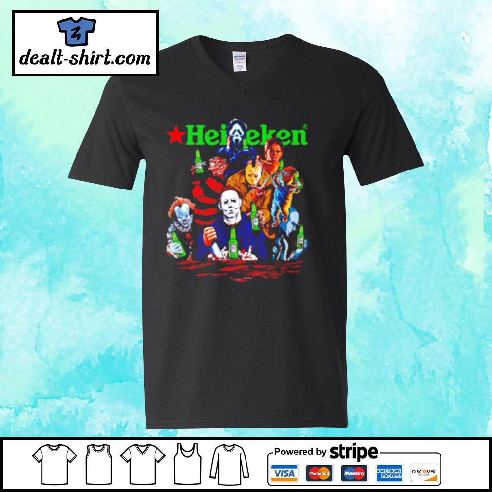 Honor Characters Henieken Shirt
