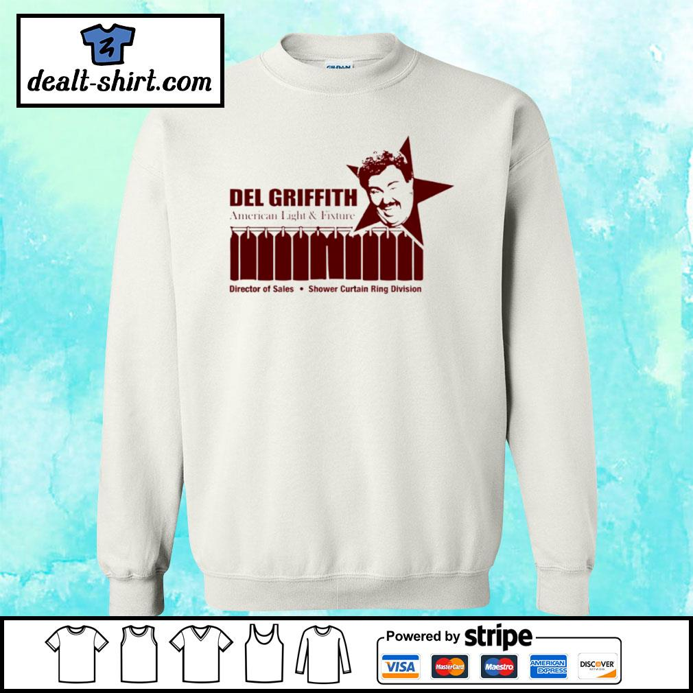 Del Griffith American Light And Fixture Shirt sweater