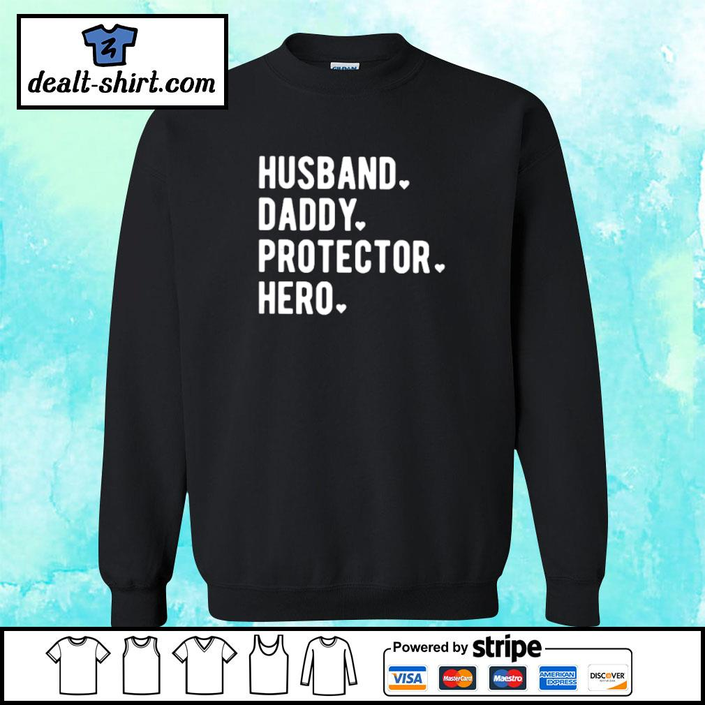 Husband daddy protector hero s sweater