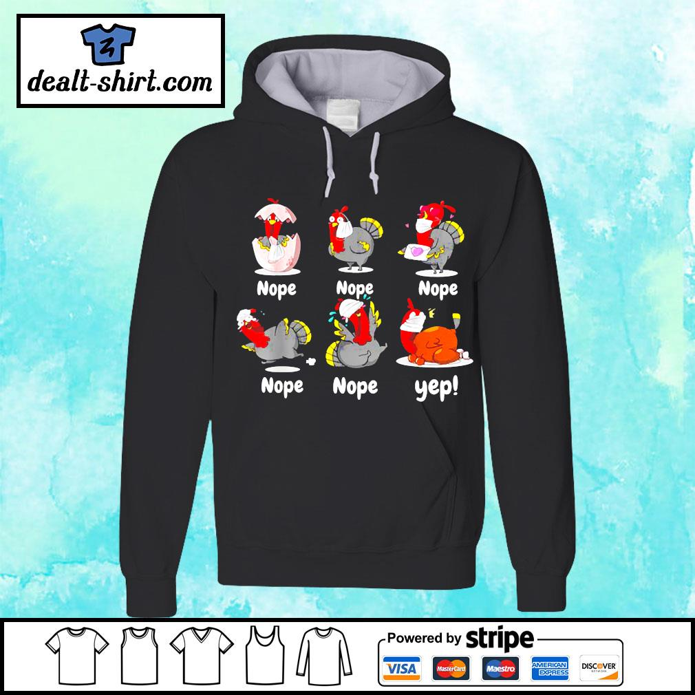 Thanksgiving 2020 Turkey wearing mask wrong funny s hoodie
