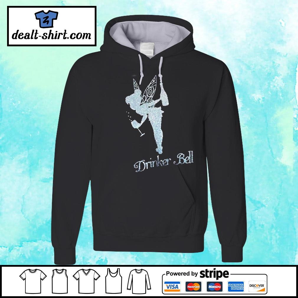 Tinker drinker bell s hoodie