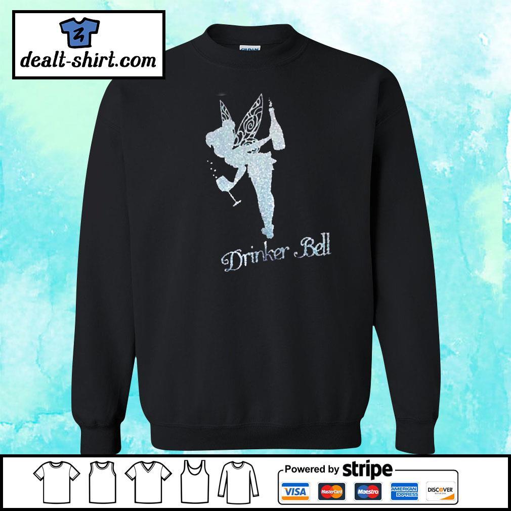 Tinker drinker bell s sweater
