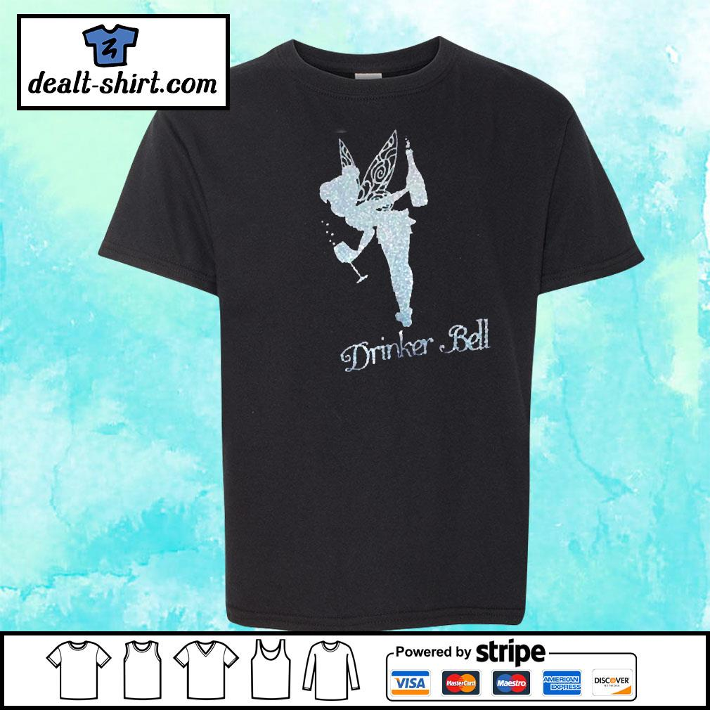 Tinker drinker bell s youth-tee